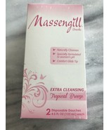 Massengill Douche Extra Cleansing Tropical Breeze 2 Disposable Douches - $34.65