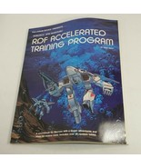 Robotech The Role-Playing Game, Book ACCELERATED TRAINING PROGRAM - $14.85