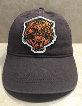 Tiger Cap Hat Brown Orange Kids 4-7 Place Est 89 Cotton - $8.42