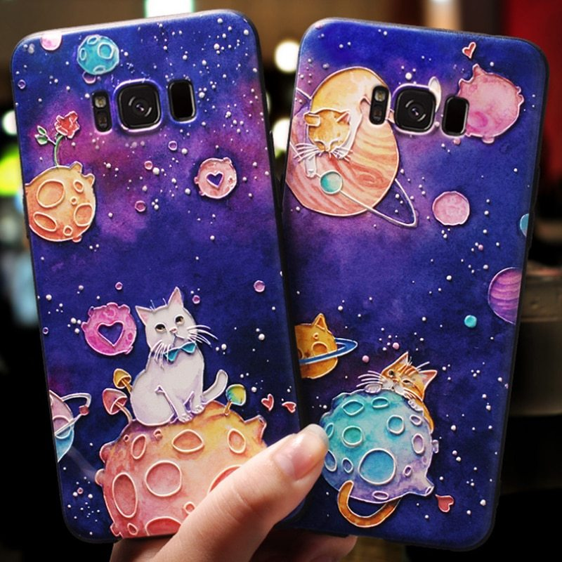 Cases for samsung galaxy a7 a8 a9 a5 a6 plus 2018 2017 a30 a50 case for