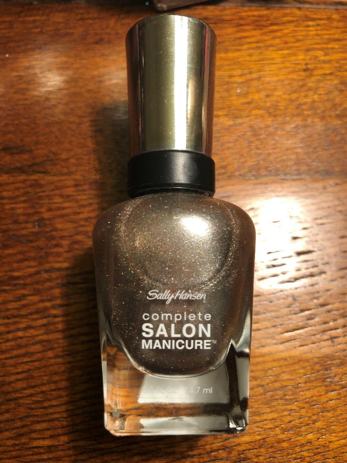 Sally Hansen - Complete Salon Manicure - Colors Galore! - New