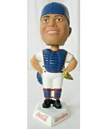 Ivan Rodriguez 2001 Texas Rangers SGA FIRST PUDGE BOBBLEHEAD! WITH BOX - $24.74