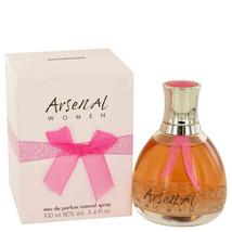ARSENAL by Gilles Cantuel Eau De Parfum Spray 3.4 oz (Women) - $10.86