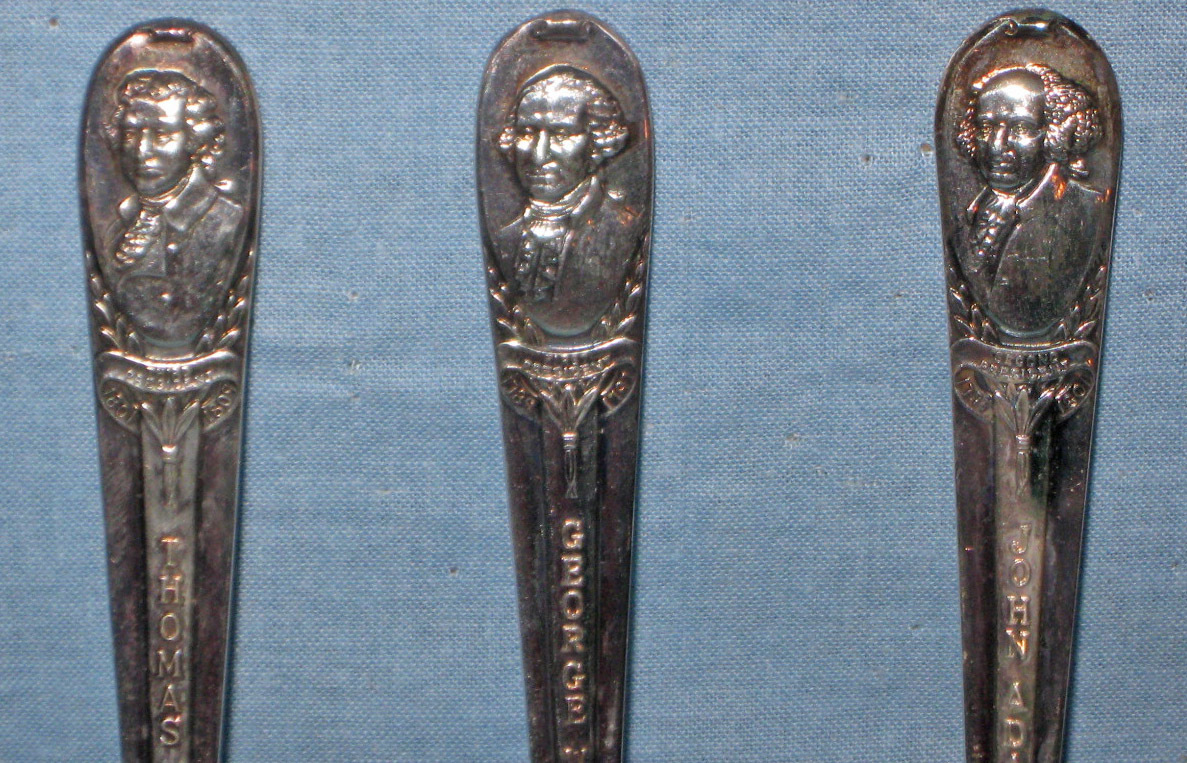 Spoons - Presidential Commemorative Spoons (c.1960)