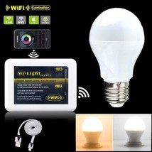 LED Remote Control 2.4G Wireless RF Single Color Remote with Buttons Mi ... - €10,11 EUR