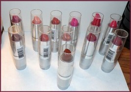 NEW & FACTORY SEALED WET n' WILD ASSORTED LIPSTICKS  FREE SHIP + FREE GIFT - $6.95
