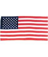 "USA 50 Star American Patriotic 4th of July 30""x60"" Cotton Beach Towel - £17.36 GBP"