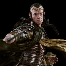 Lord Elrond Battle at Dol Guldur 1:6 Scale Statue -The Hobbit -Lord of t... - $369.95