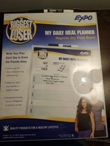Expo The Biggest Loser My Daily Meal Planner - $8.86