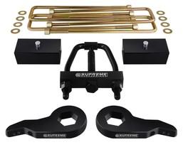 """Fits 2000-2013 Chevrolet Suburban 2500 3"""" Fr + 1"""" Rr Full Level Lift Kit... - $265.95"""