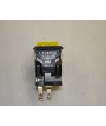 NKK Pushbutton Switch LB-15SK - $9.50