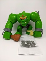 """Fisher Price Imaginext Eagle Talon Castle OGRE w CLUB 10"""" Battery Included Works - $22.98"""