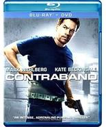 Contraband (Blu-ray/DVD, 2012, 2-Disc Set) - $2.25
