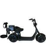 Fat Tire 2-Wheel Rebel XR Electric Golf Scooter | Single Rider Electric Golf Sco - $3,699.99