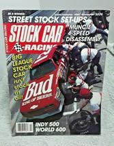 Stock Car Racing Magazine October 1986 Indy 500 World 600 - $9.90