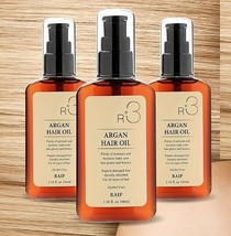 Raip R3 Nourishing Argan Hair Oil Original Moisturizing Hair Shield - $8.54+