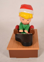 Hallmark Wireless Peanuts Gang Band Music Playing Schroeder Piano 2011 - $79.20