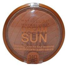 MAYBELLINE DREAM SUN BRONZING POWDER FOUR SEASONS #140 FOUR SEASONS LIGHT - $29.00