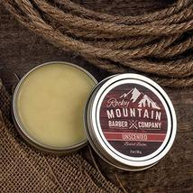 Beard Balm - Classic Unscented - 100% Natural - Premium Wax Blend with Nutrient  image 5