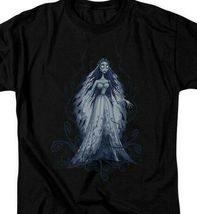 The Corpse Bride t-shirt Victoria Everglot animated film graphic tee WBM728 image 3