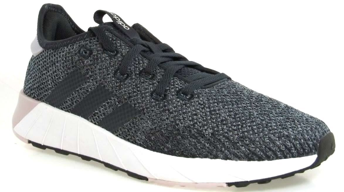 Primary image for ADIDAS QUESTAR X BYD WOMEN'S BLACK/GREY RUNNING SHOES, #B96490