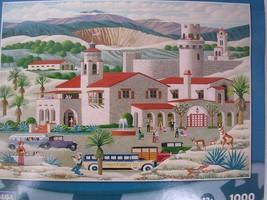 Hometown Collection Mega Puzzles 1000 Piece Puzzle Heronim Scotty's Cast... - $17.75