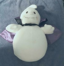 "Hallmark Halloween Count Ghostula Ghost Vampire 12"" Stuffed Plush Toy - $10.00"