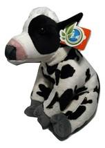 "Wild Republic Cow Plush Stuffed Animal Barnyard Farm 12"", New, Eco Friendly - $20.60"