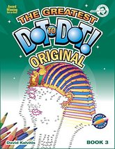 Greatest Dot-to-Dot Book in the World (Book 3) - Christmas Favorites - R... - $9.95