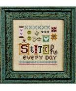 A Little Stitch Kit K95 cross stitch kit Lizzie... - $12.60