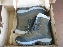 BNIB Merrell Women's Thermo Rhea Mid Waterproof Winter Boots, Olive - $145.00