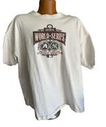 Vintage 2001 World Series TShirt MLB DBacks Yankees 3XL - $12.86