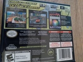 Nintendo DS Need For Speed: Nitro image 2