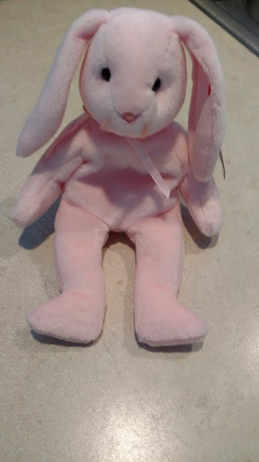 43b6a136a64 TY Beanie Baby Hoppity RARE With Errors and 50 similar items. Hoppity1