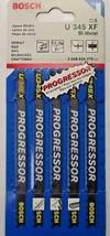 """Bosch U345XF 5"""" Progressor Bi-Metal Universal Shank Jigsaw Blade 5 Pack ... - $4.21"""