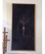Contemporary Rendering of the Crucifixion : Wall Grouping  - $75.00