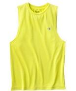 Champion Core Boys 8-20 L 14-16 Muscle Tee T Shirt T-Shirt Tank Top Yellow - $14.99