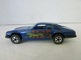 MATTEL HOT WHEELS DIECAST CAR 1977 JAGUAR XJS HONG KONG H2 - $5.83
