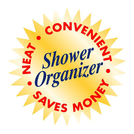 AVIVA DUO Double Shower Soap Shampoo Dispenser SATIN SILVER
