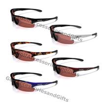 Maxx CINCO HD Black Red Blue White GOLF Sunglasses - $29.95