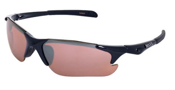 Maxx STORM HD Black White Sunglasses