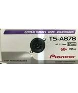 """Pioneer - TS-A878 - A-Series 3.5"""" 60-Watt 2-Way Speakers - $59.35"""