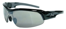 NYX PRO Z17 Black GOLF Sunglasses with Deflector Lens - $69.95