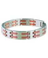 Sabona 561 Stainless Copper Bar Magnetic Bracelet - $54.99
