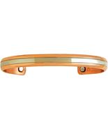 Sergio Lub 748 - TWO WORLDS Magnetic Copper Bracelet - NEW! - $39.90