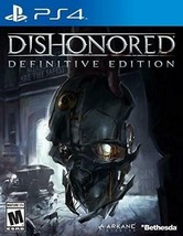 Dishonored - Definitive Edition for PlayStation 4 - $97.14