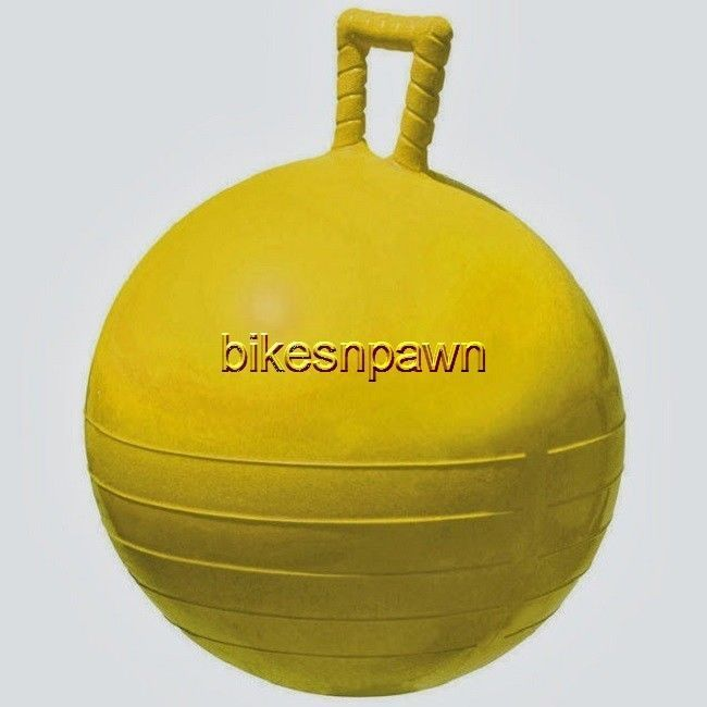 "New Kwik Tek Inflatable 20"" Diameter Yellow Buoy"