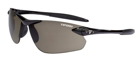 Tifosi SEEK FC Gloss Black GT GOLF Sunglasses