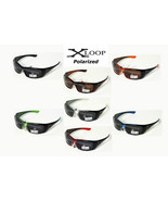 X-Loop Mens POLARIZED Sports Sunglasses Motorcycle Fishing Golf - $16.95