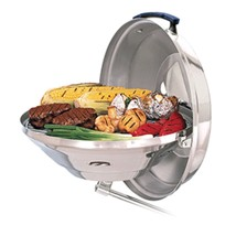 Magma Marine Kettle Charcoal Grill w/Hinged Lid -*Case of 3* - $646.18